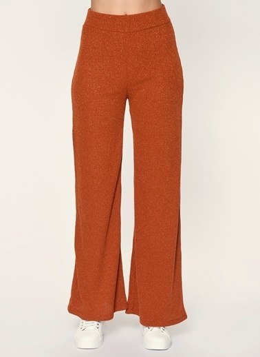 Loves You Simli Bol Pantolon Oranj